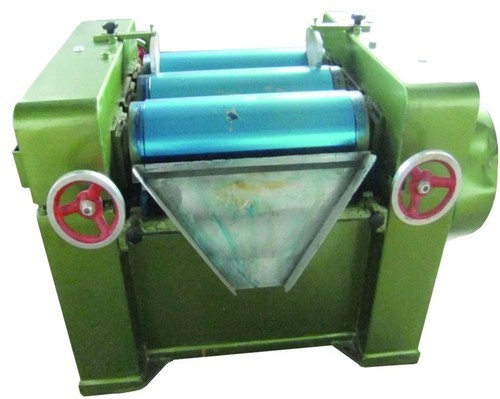 triple roll mill manufacturer